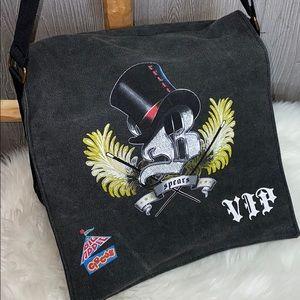 Britney Spears VIP Circus Messenger Bag